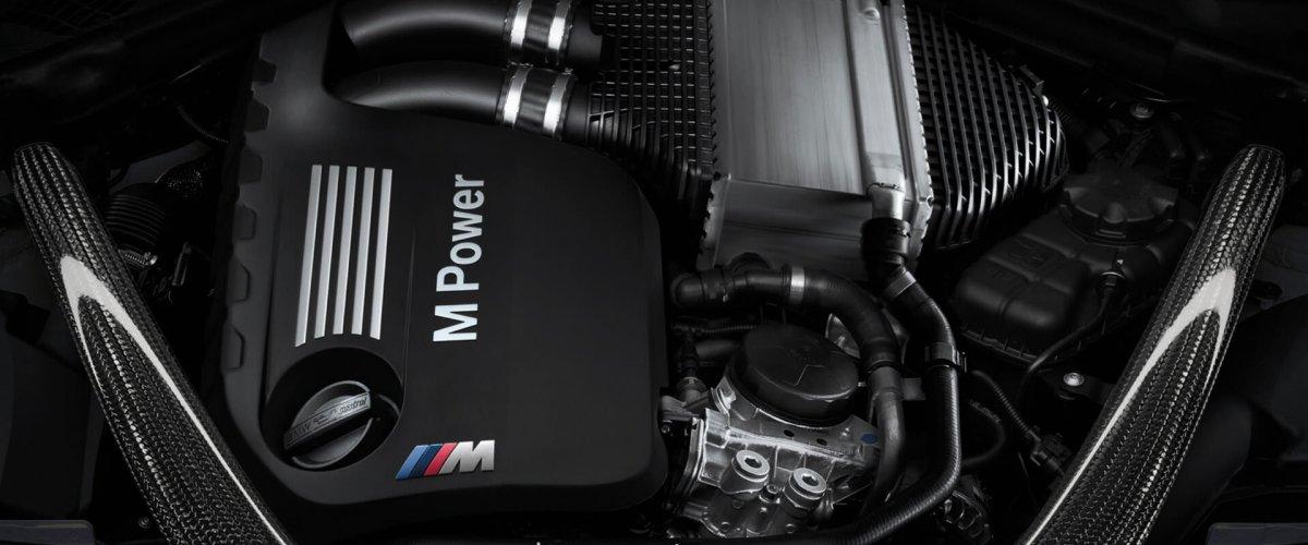 BMW M3 F80 motor
