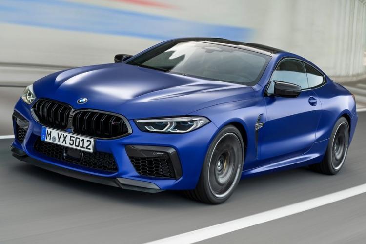 BMW M8 G1x Competition Benzine